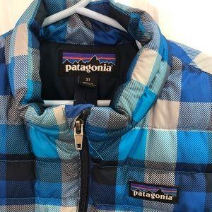 Boys Patagonia Down Sweater